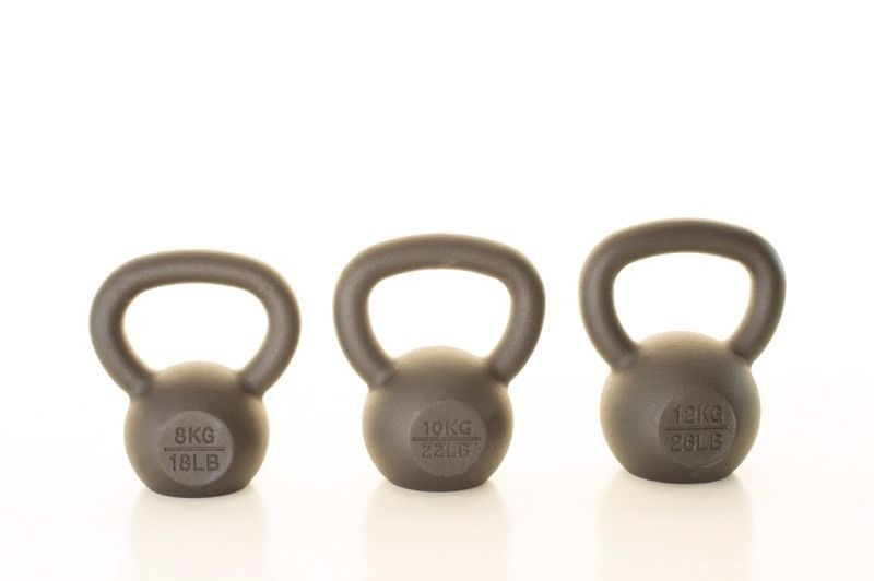 Brand new 3 Kettlebell set (delivery available)