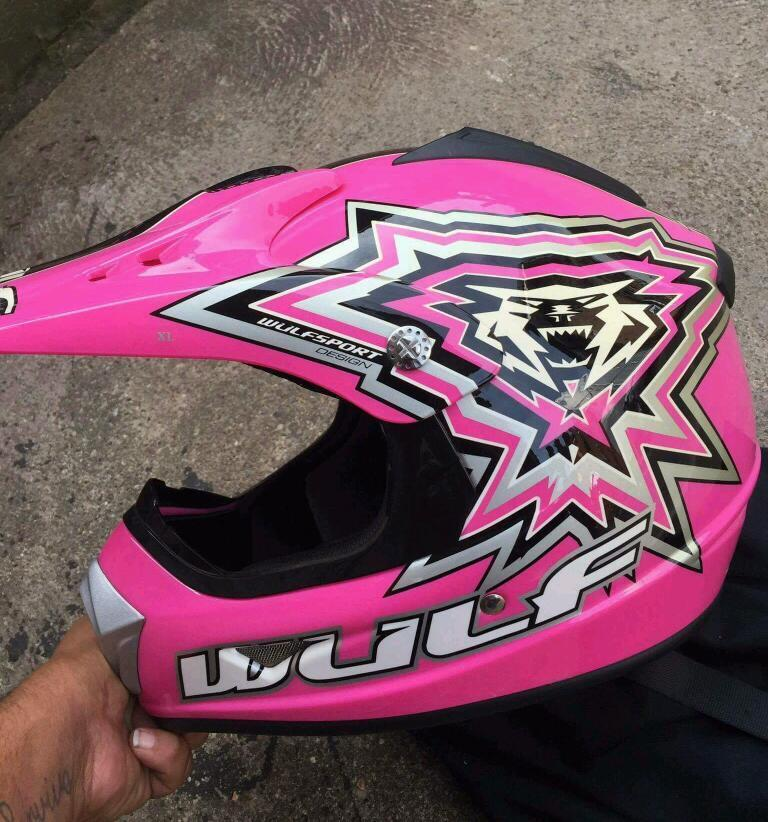 Kids helmet size xl
