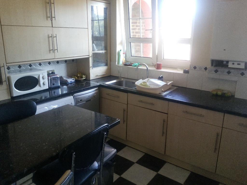 Beautiful double room 5 minutes from Surrey Quays station