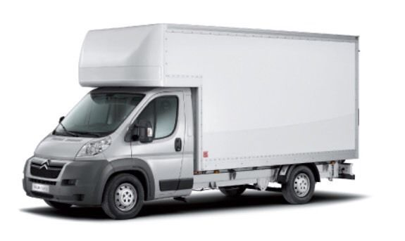 MAN & VAN LARGE LUTON VAN WITH TAILIFT 24/7 HOUSE OFFICE FLAT DELIVERY COLLACTION CLEARNCE ALL UK