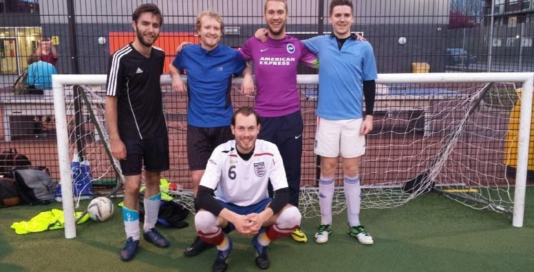 HACKNEY 3G 5 A-SIDE FOOTBALL LEAGUE - BEST IN EAST LONDON