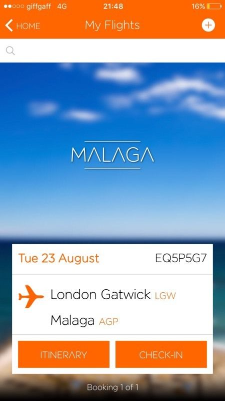 Flights to Marbella !!!