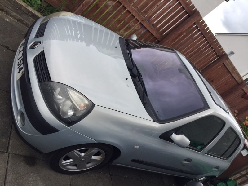 2003 clio diesel - spares/repair due to short mot