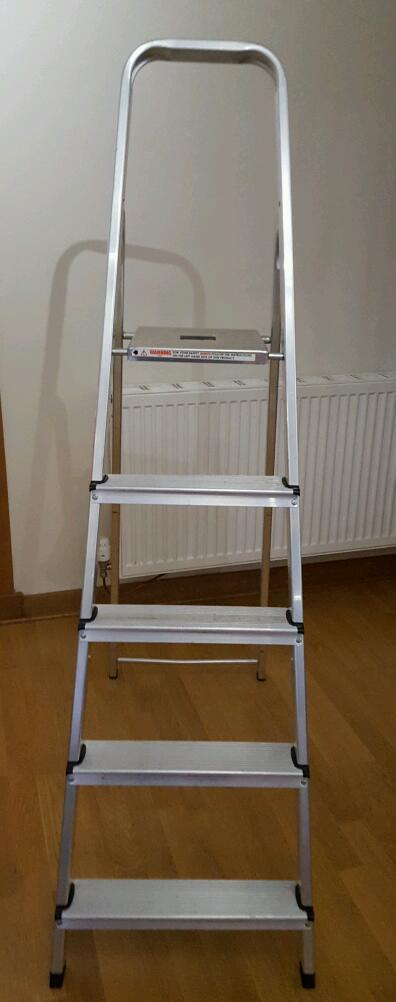 Step ladders - 5 steps