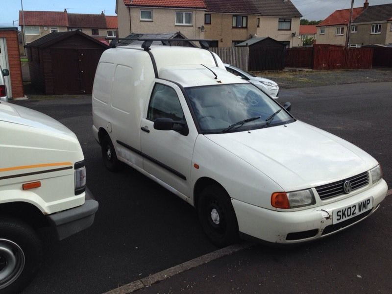 Volkswagen caddy 1.9sdi (swap crosser)