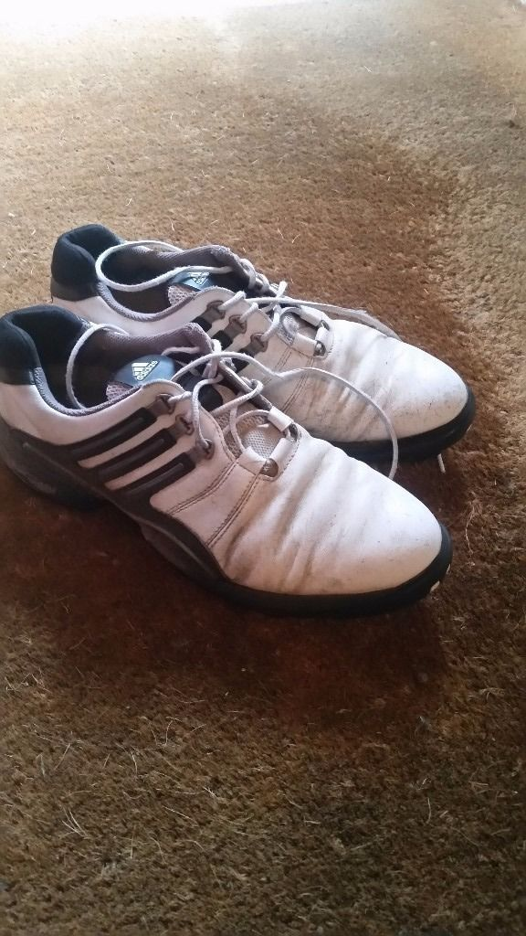 Adidas size10 shoes