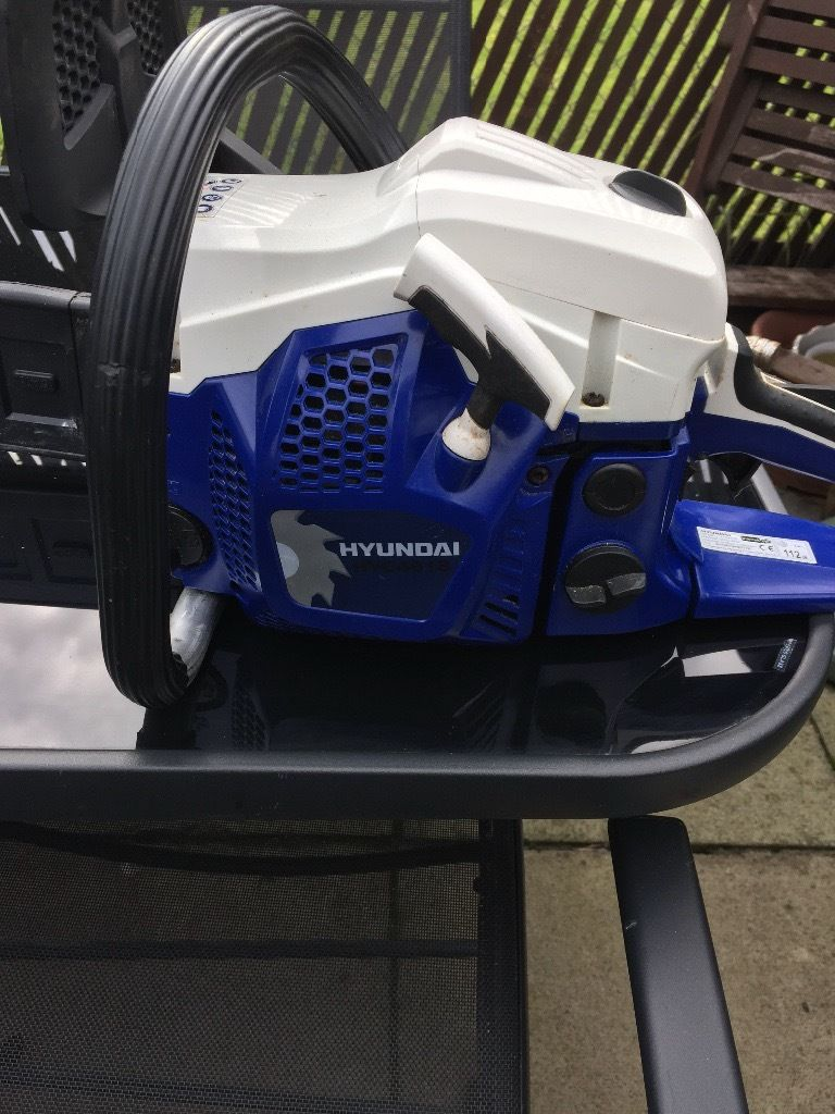 Hyundai chainsaw