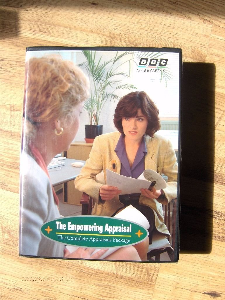 BBC the empowering appraisal , the complete Vintage package