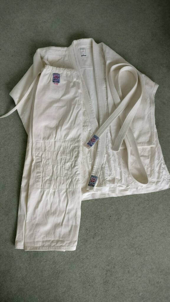 Aikido / martial arts outfit
