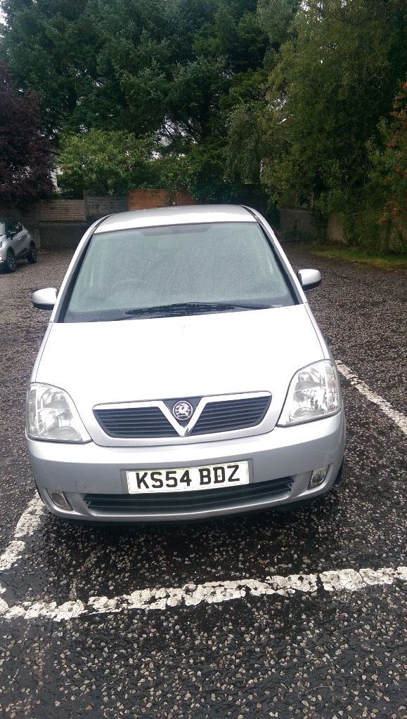 VAUXHALL MERIVA 1.7 CDTi / Swap / p/ex / Sell cash + or -
