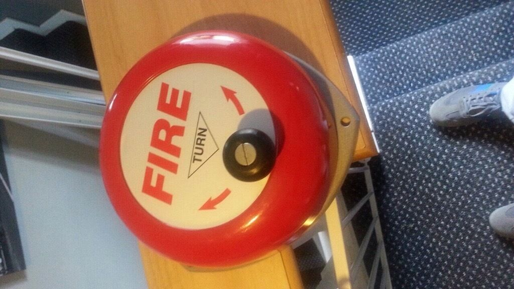 Fire bell for sale
