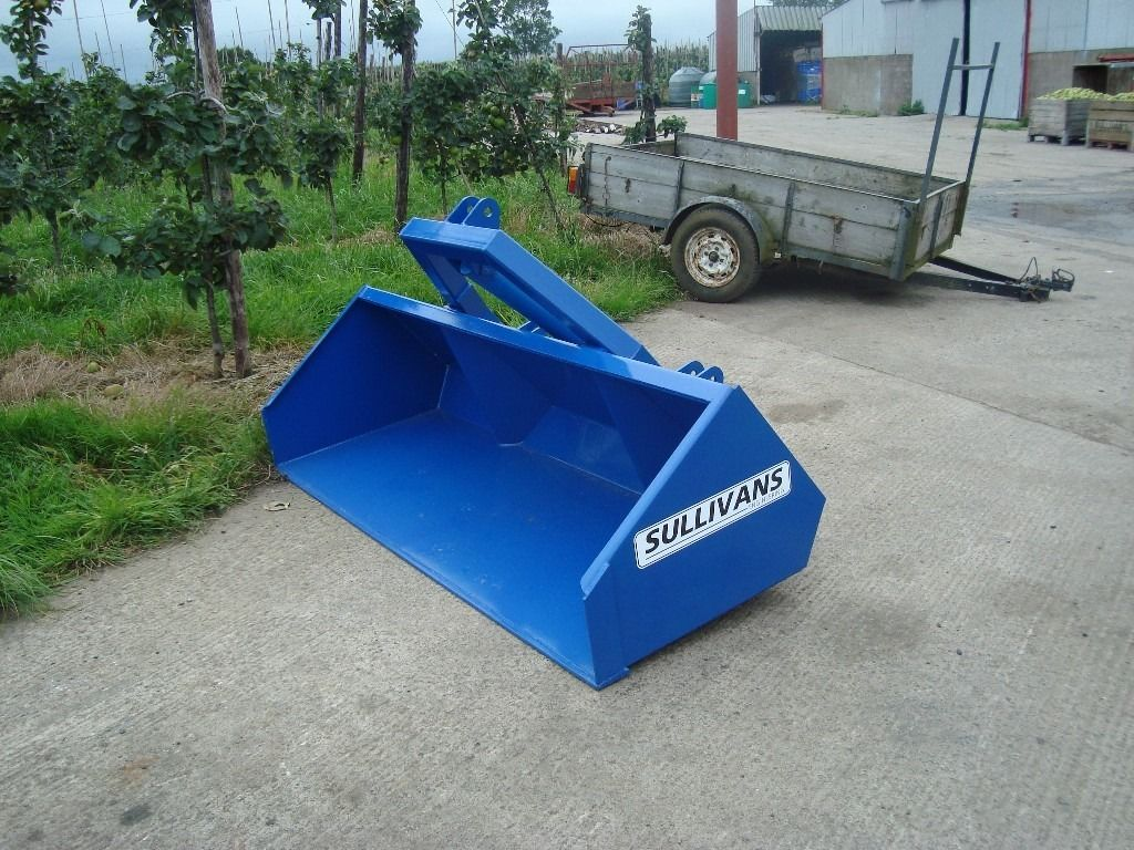 Tractor power link box (Sullivans Engineering)