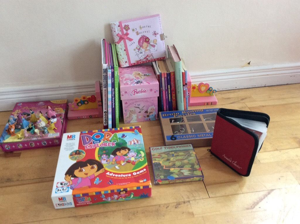 Kids things good for car boot - view all photos