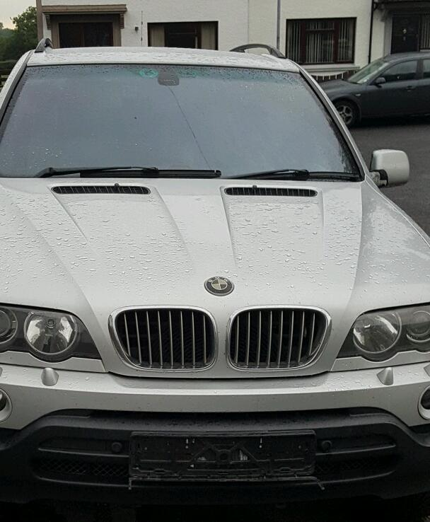 Bmw x5 94k miles for swap or px