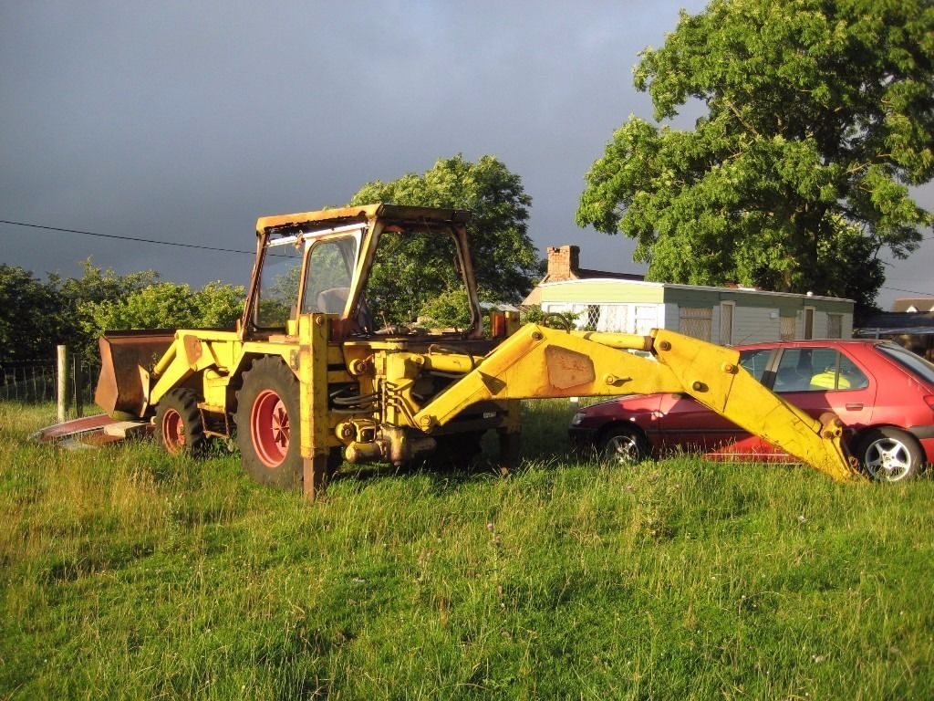 JCB C3 MKIII for Sale