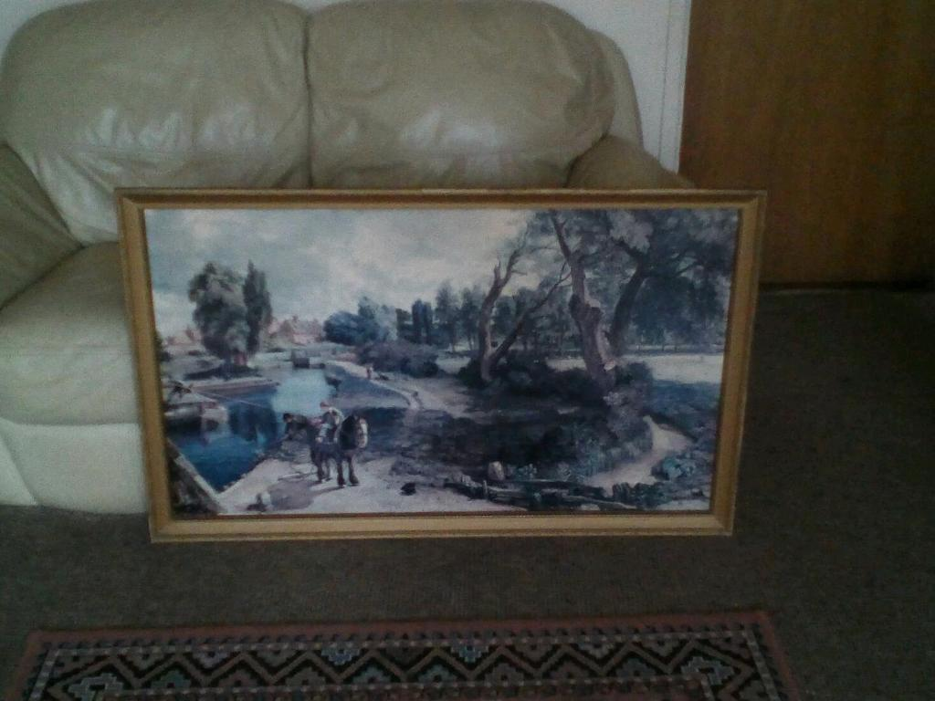 John Constable Print Picture for sale.