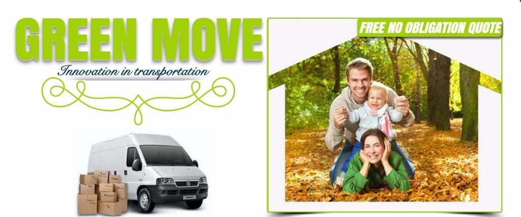 Green Move Removals and Courier Service