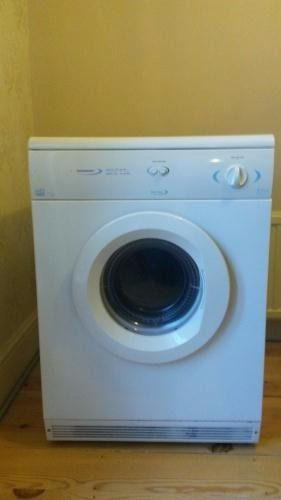 white knight 6kg load tumble dryer excellent condition