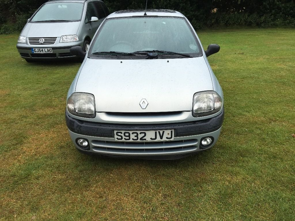 Renault Clio 1.2 RT 5dr,47644 miles!!! low mileage,service history,new clutch,12 months MOT,2 Keys