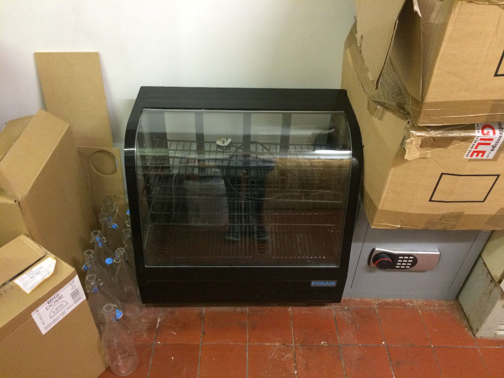 Polar CC611 counter top chiller