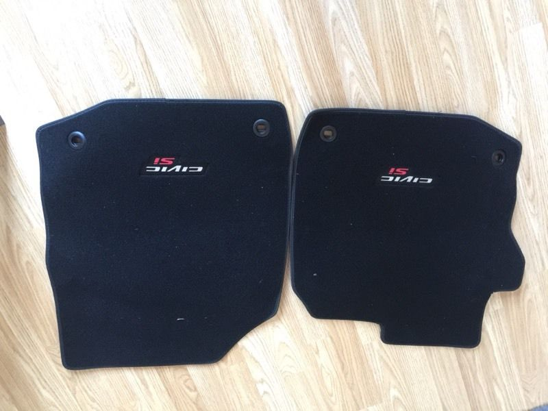 Honda Civic 2016 car mats