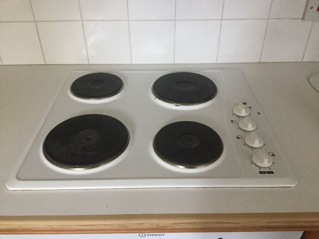 Solid Plate Electric Hob