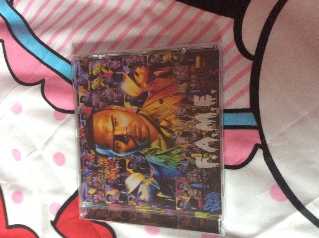 FAME ALBUM BY CHRIS BROWN
