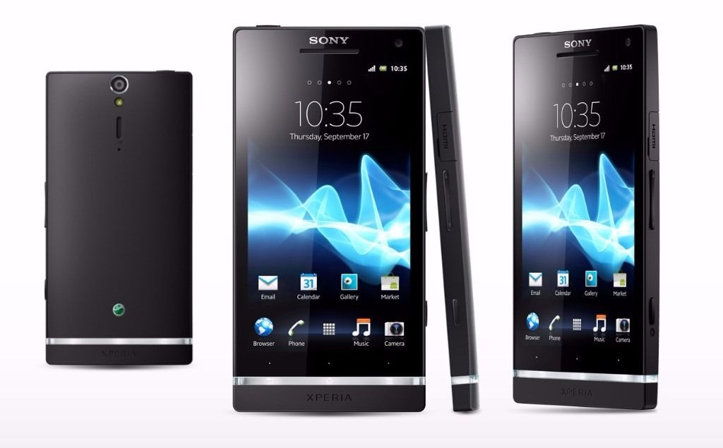 SONY EXPERIA LT26I MOBILE PHONE