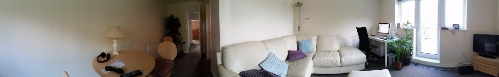 Flat Share - newly decorated, fully furnished flat overlooking orrell water park, bills included