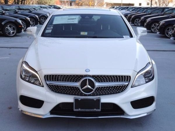 CAR HIRE: Mercedes Benz CLS AMG