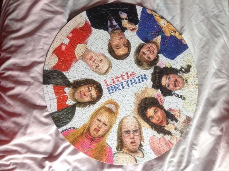 Little Britain Puzzle