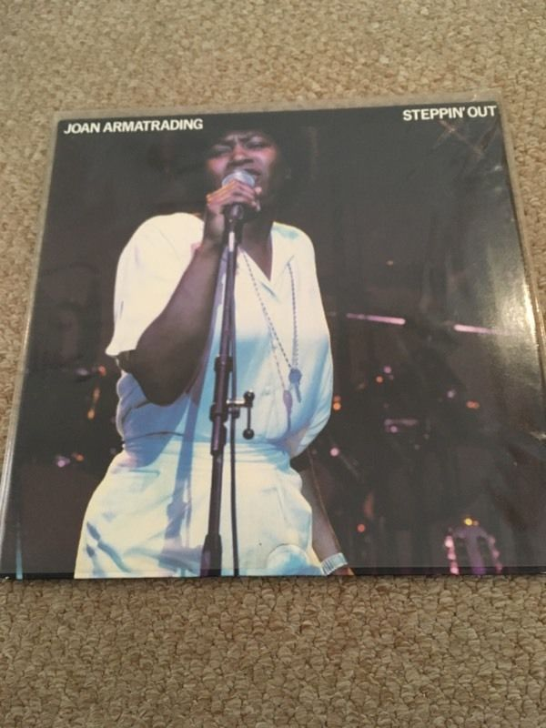 Joan Armatrading Steppin' Out