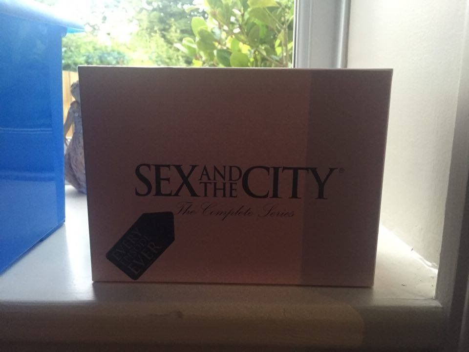 Sex and the City boxset