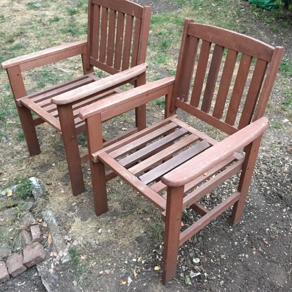 Jack and Jill chairs