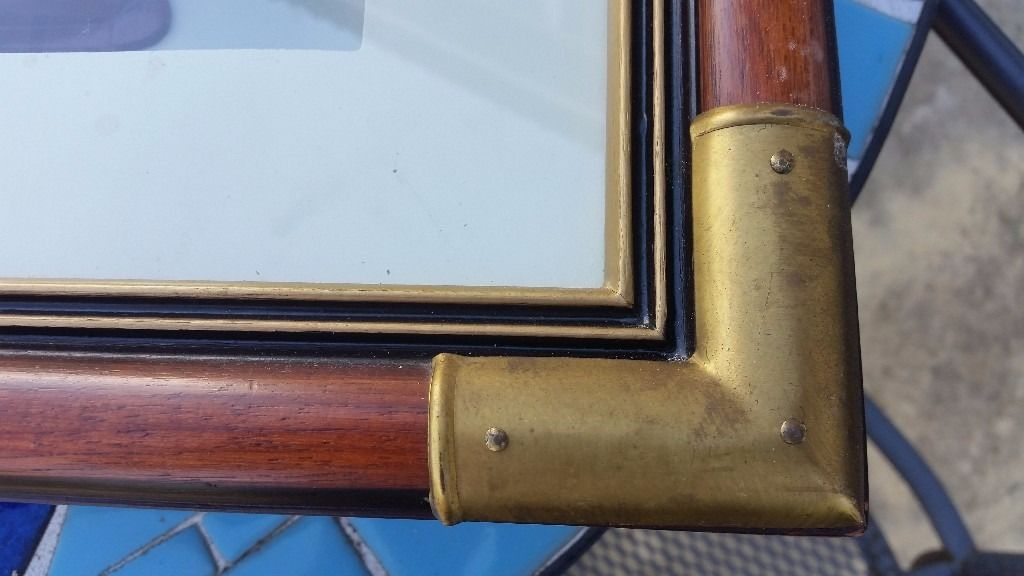 Cutty Sark Picture Frame