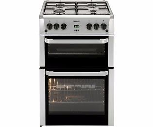 Beko BDVF696XP Dual Fuel Cooker - Only one year old