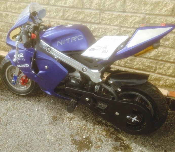 Mini Moto 50cc mint condition