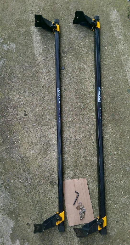 Vauxhall Vectra Roof Bars From 2001 Vectra