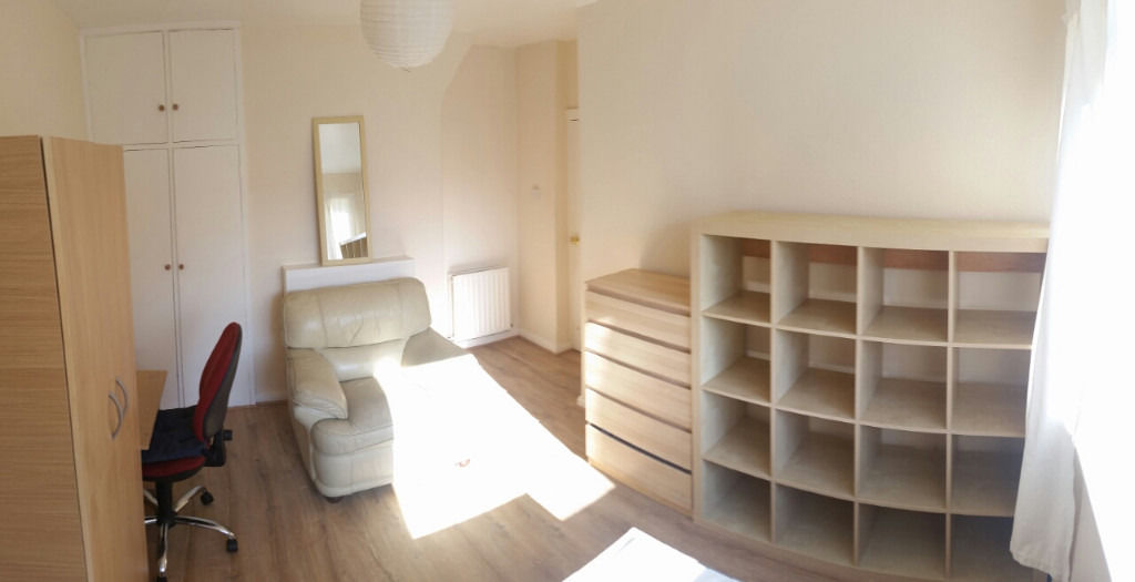 Find your perfect home from now! Sunny double room in zone 1. All bills included!