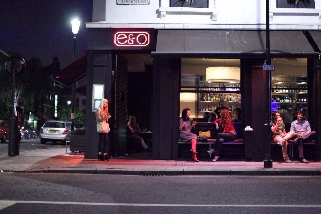E&O Notting Hill is looking for experienced bartenders