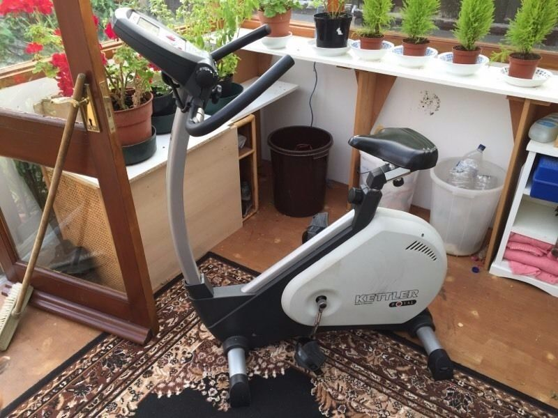 Kettler Royal Exercise bike- German make - Good working condition