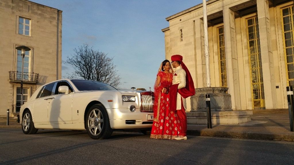 Wedding Car hire | Rolls Royce Hire | Rolls-Royce Phantom Hire | Chauffeuring | Chauffeur Driven