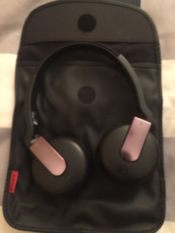 Sony DR-BTN200M Bluetooth and NFS headphones