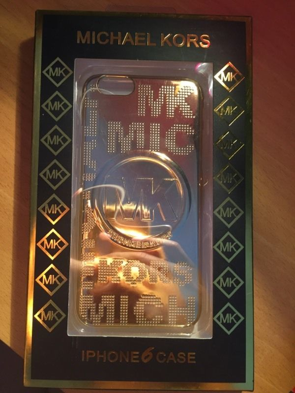 Michael Kors iPhone 6 case cover