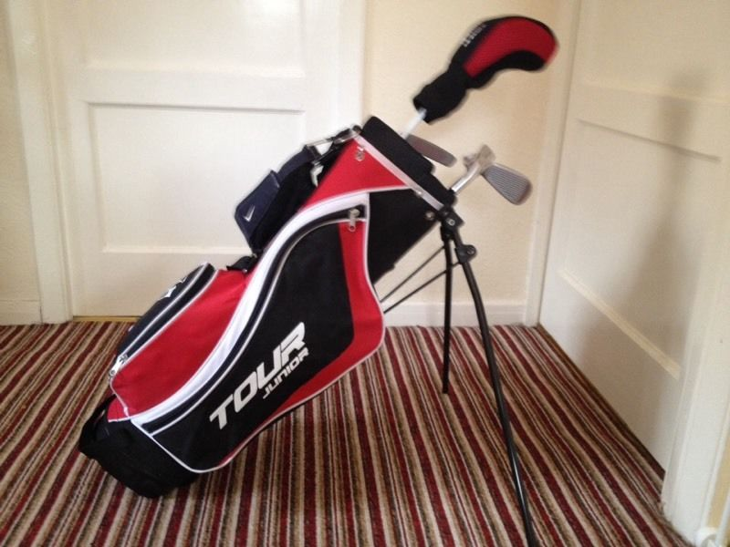 Dunlop junior golf set