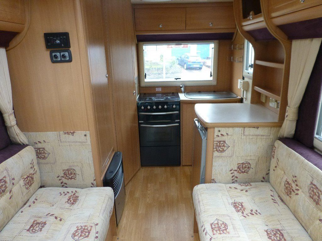 AUTO-SLEEPER NUEVO,2006,2 berth,1 owner,excellent condition,many extras. £21,000.