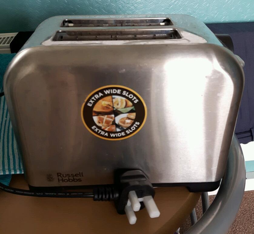 Russell Hobby Toaster
