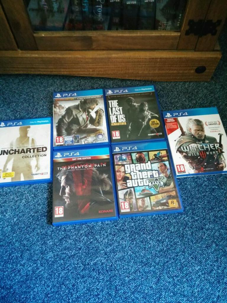 Ps4 bundle + 2tb hard drive