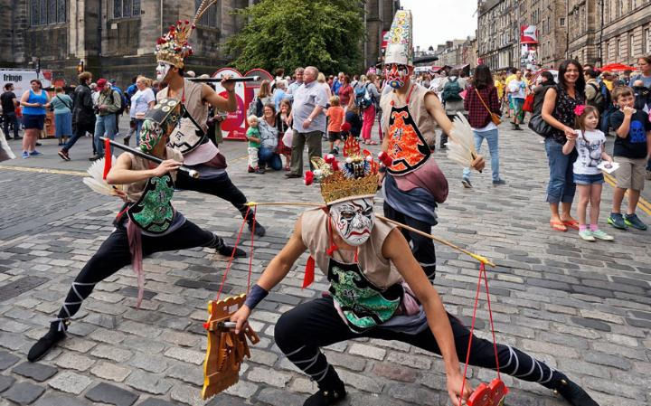Ed Fringe 2016: Theatre writers and critics needed to review play, musical and dance shows