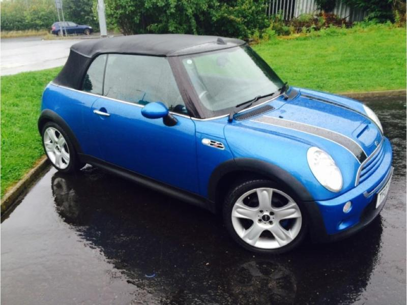 2007 MINI Convertible 1.6 Cooper S Convertible 2dr Petrol Manual (199 g/km, 170